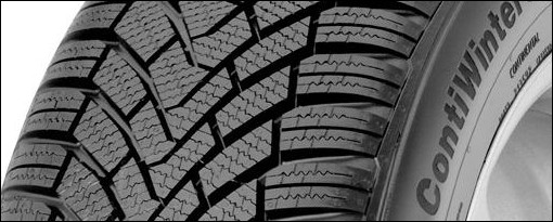 Continental WinterContact TS850 195/55 R16